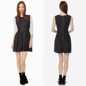 Aritzia Talula | Waldorf fit and flare dress